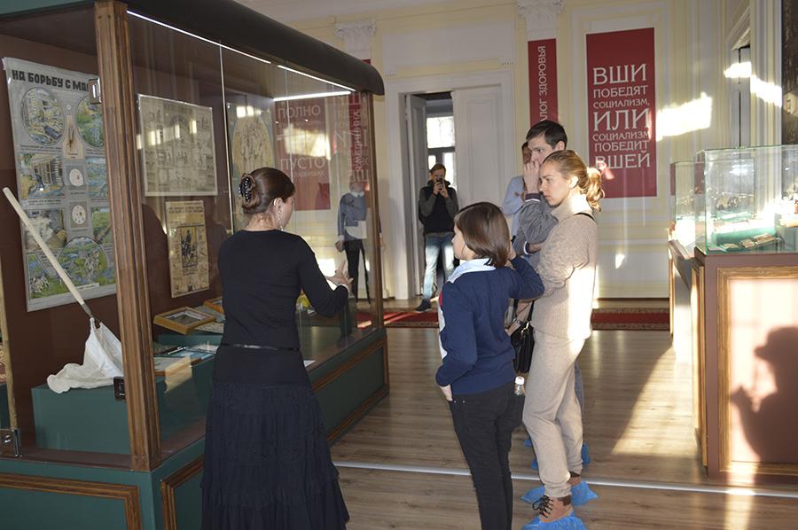 Российский музей медицины НИИ общественного здоровья имени Н.А. Семашко принял участие во всероссийской акции «Музей для всех»